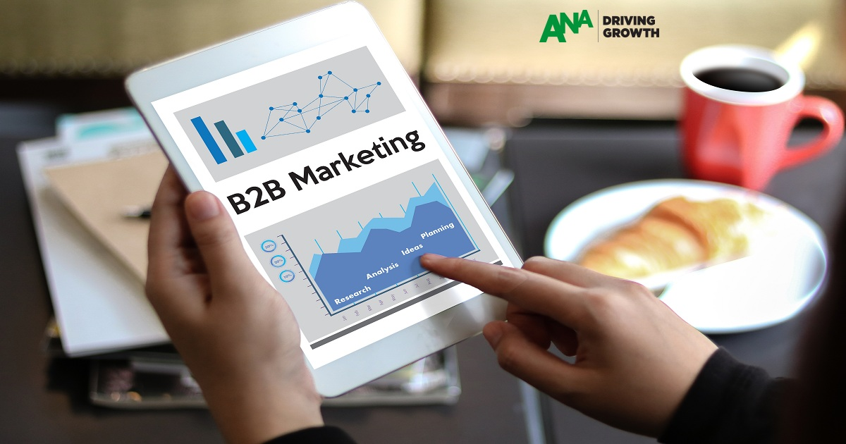 2020 ANA Masters of B2B Marketing Conference