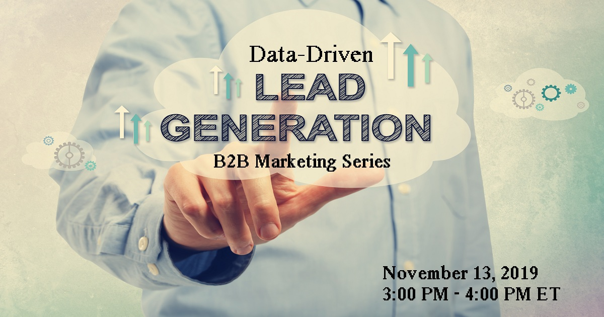 Data-Driven Lead Generation