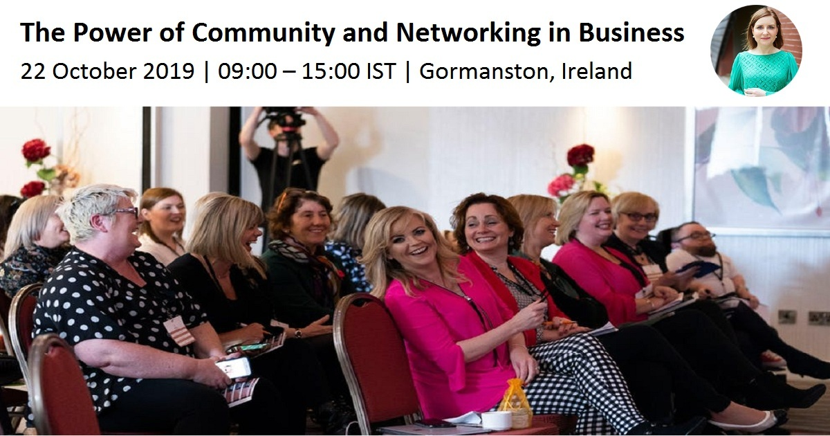 The Power of Community and Networking in Business
