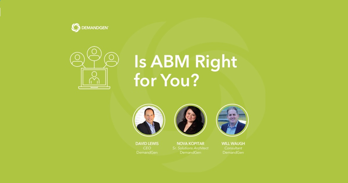Is ABM Right for You?