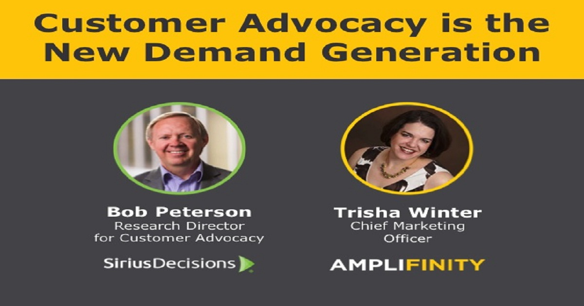 Customer Advocacy is the New Demand Generation
