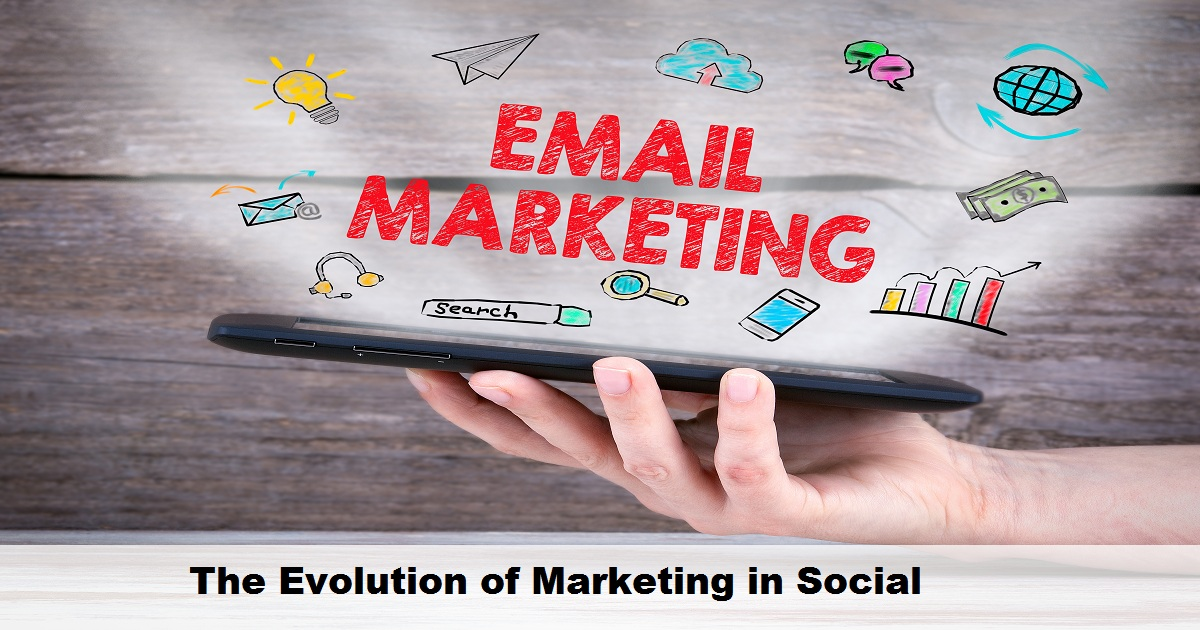 The Evolution of Marketing in Social