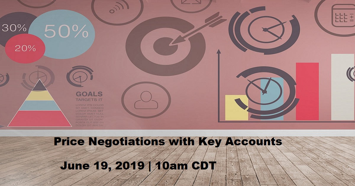 Price Negotiations with Key Accounts