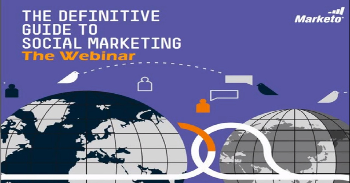 The Definitive Guide to Social Marketing Webinar