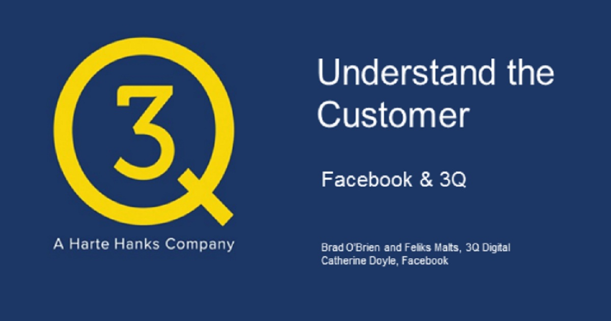 Facebook advertising: master the customer journey