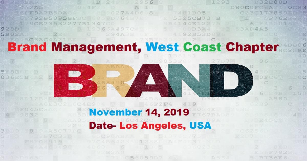 Brand Management, West Coast Chapter