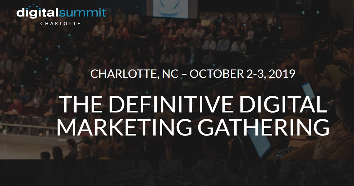 THE DEFINITIVE DIGITAL MARKETING GATHERING