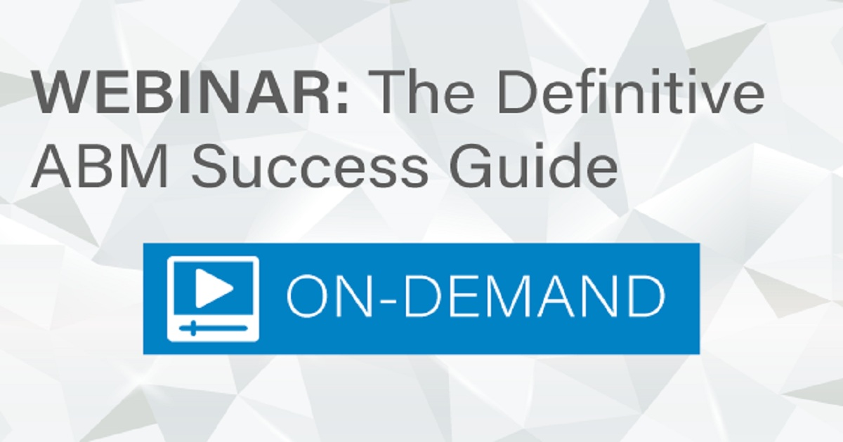 Definitive ABM Success Guide