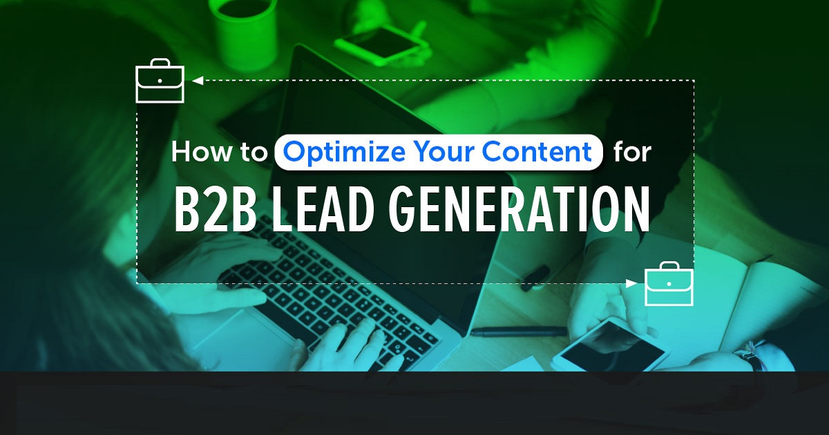 Optimizing Your Website for Lead Generation