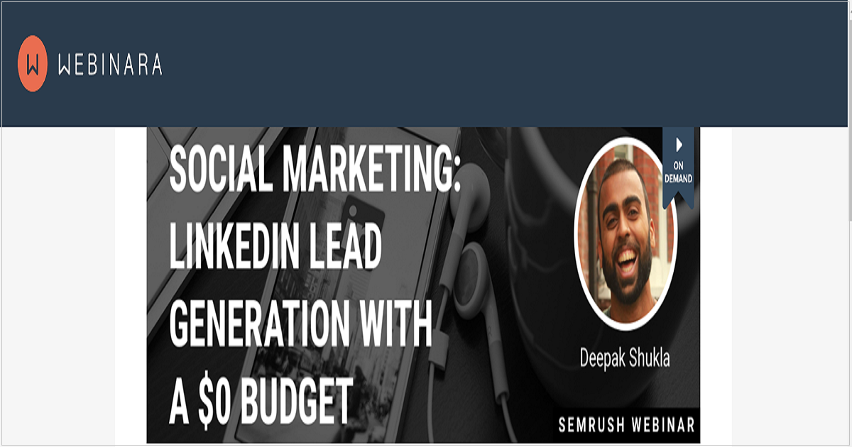 LinkedIn Lead Generation with a 0 Budget Confession of a personal brand expert