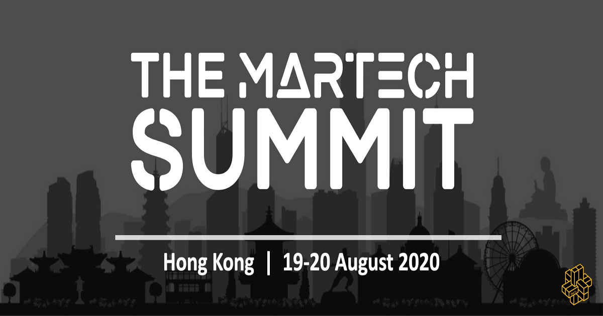 The MarTech Summit: Hong Kong