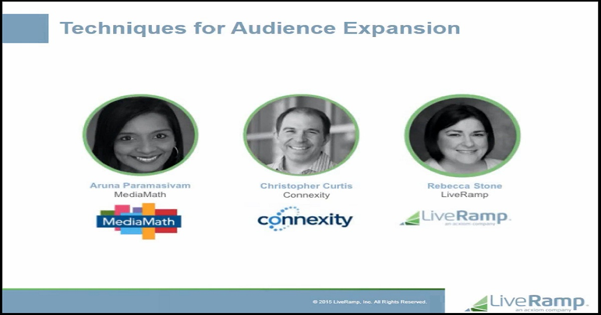 5 Techniques for Audience Expansion