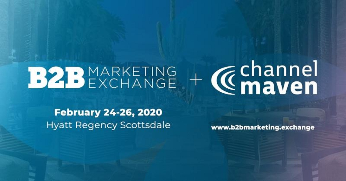 B2B Marketing Exchange 2020