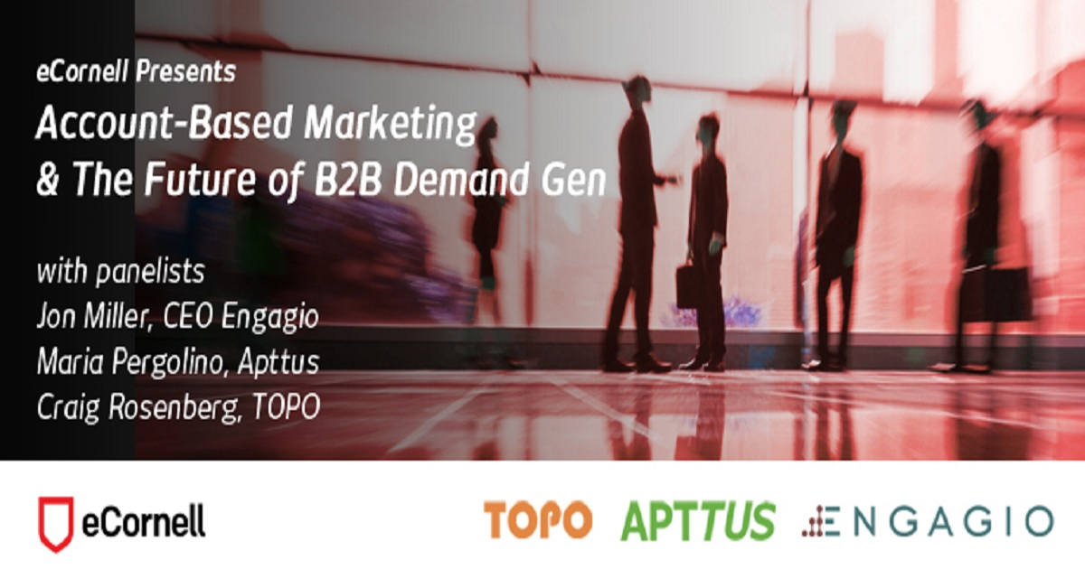 Account-Based Marketing & the Future of B2B Demand Gen