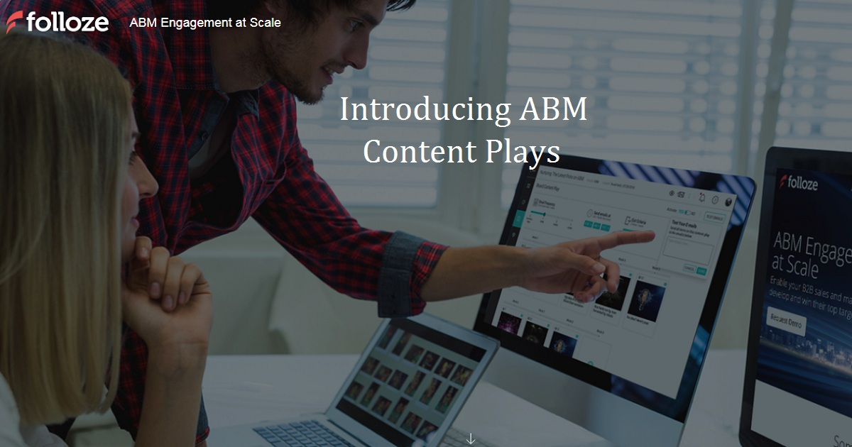 Introducing ABM Content Plays