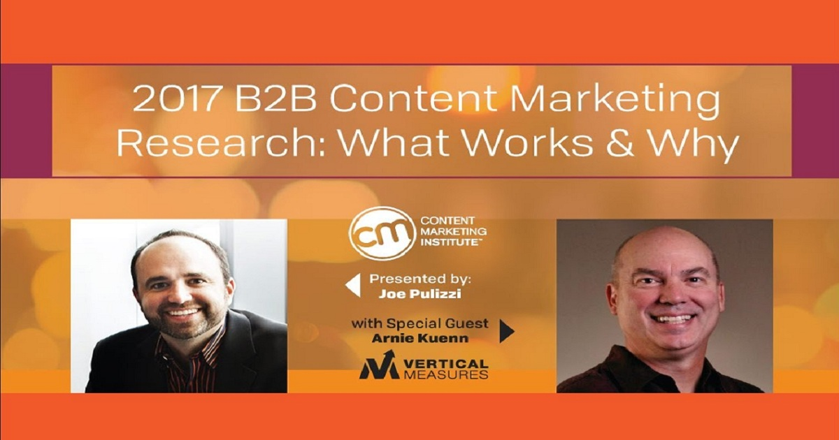 B2B Content Marketing Research What Works & Why