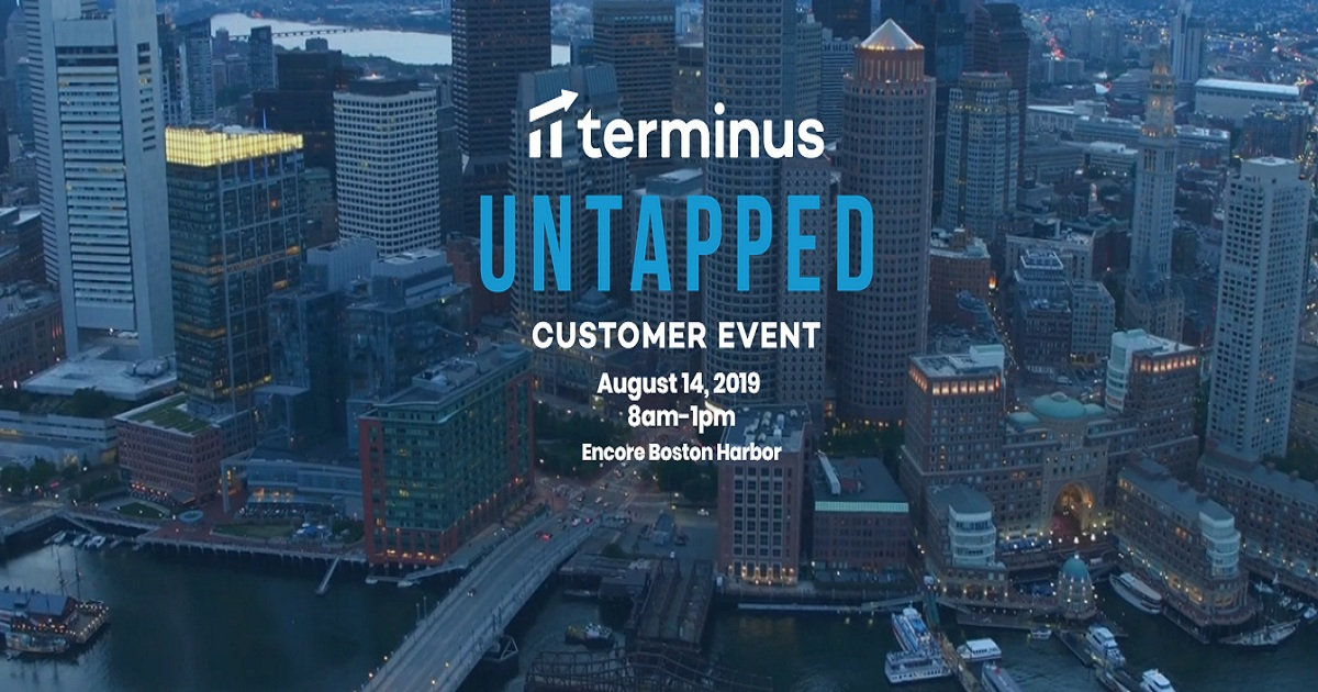 3rd annual customer event