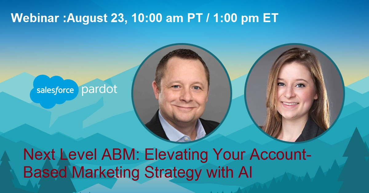 Next Level ABM: Elevating Your Account-Based Marketing Strategy with AI