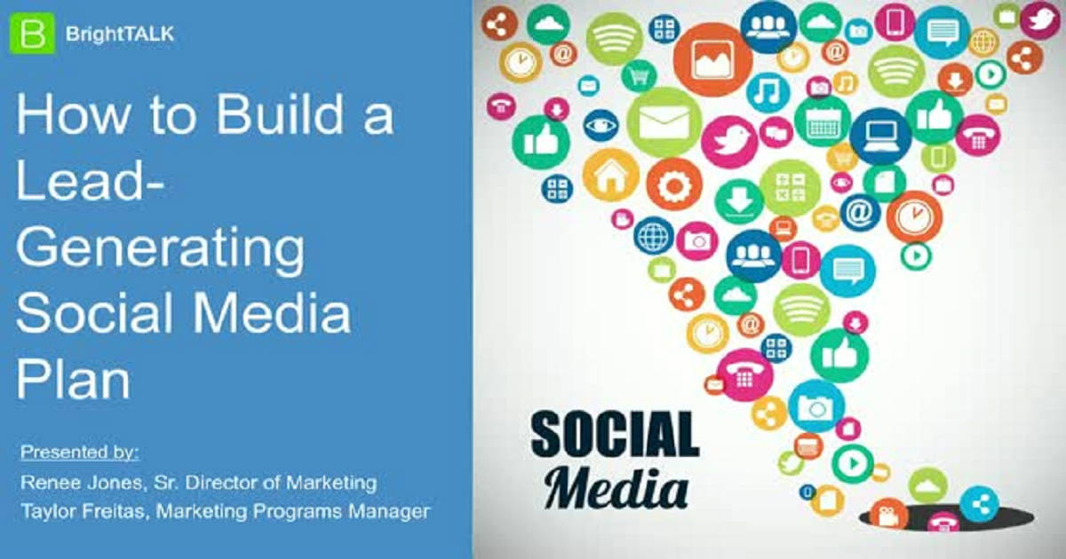 How to Build a Lead-Generating Social Media Plan