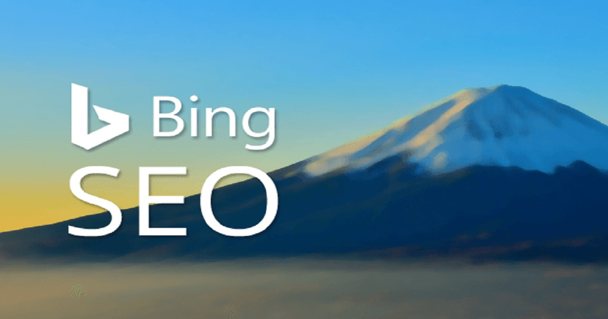 8 Reasons You Should be Improving Your Bing SEO