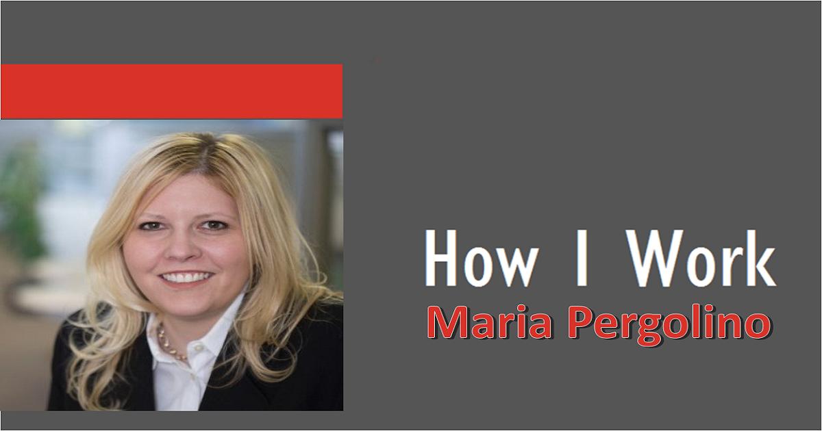 Maria Pergolino joins Anaplan as Chief Marketing Officer