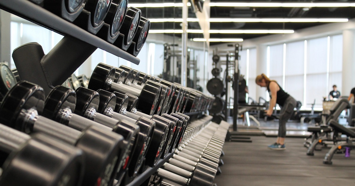 FOR REGULAR GYM-GOERS, ONLINE CLASSES WON'T CUT IT FOREVER