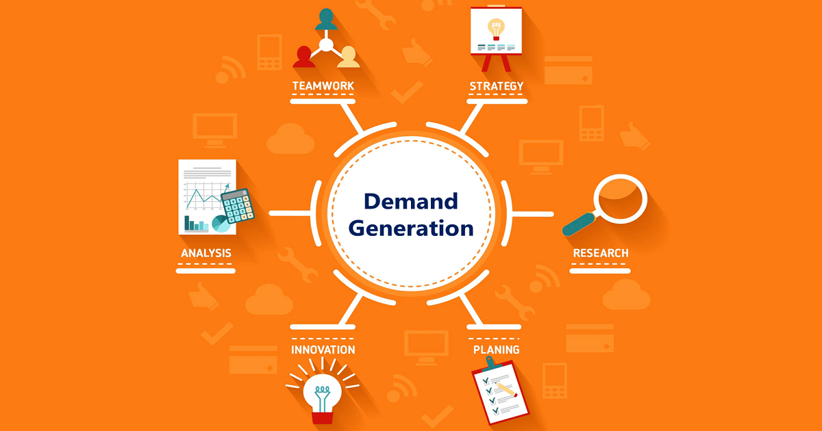 HOW TO APPROACH DEMAND GEN IN CHALLENGING TIMES